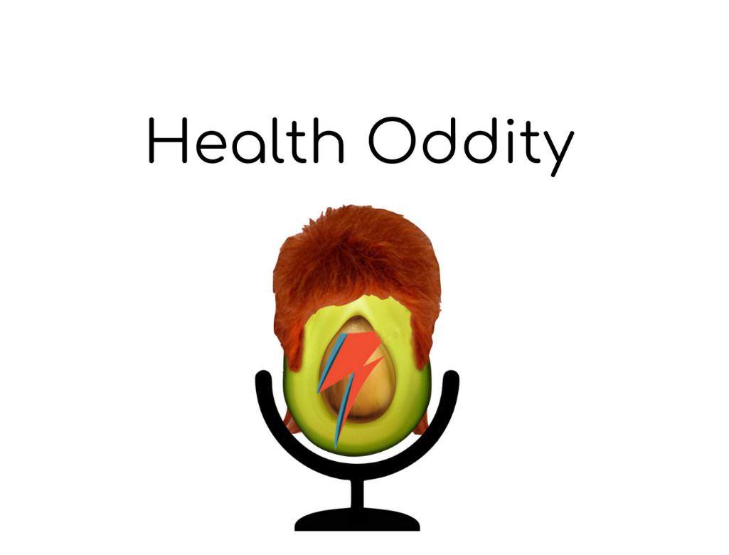 Health Oddity Logo